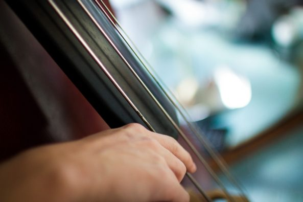 ADHD music therapy with the cello
